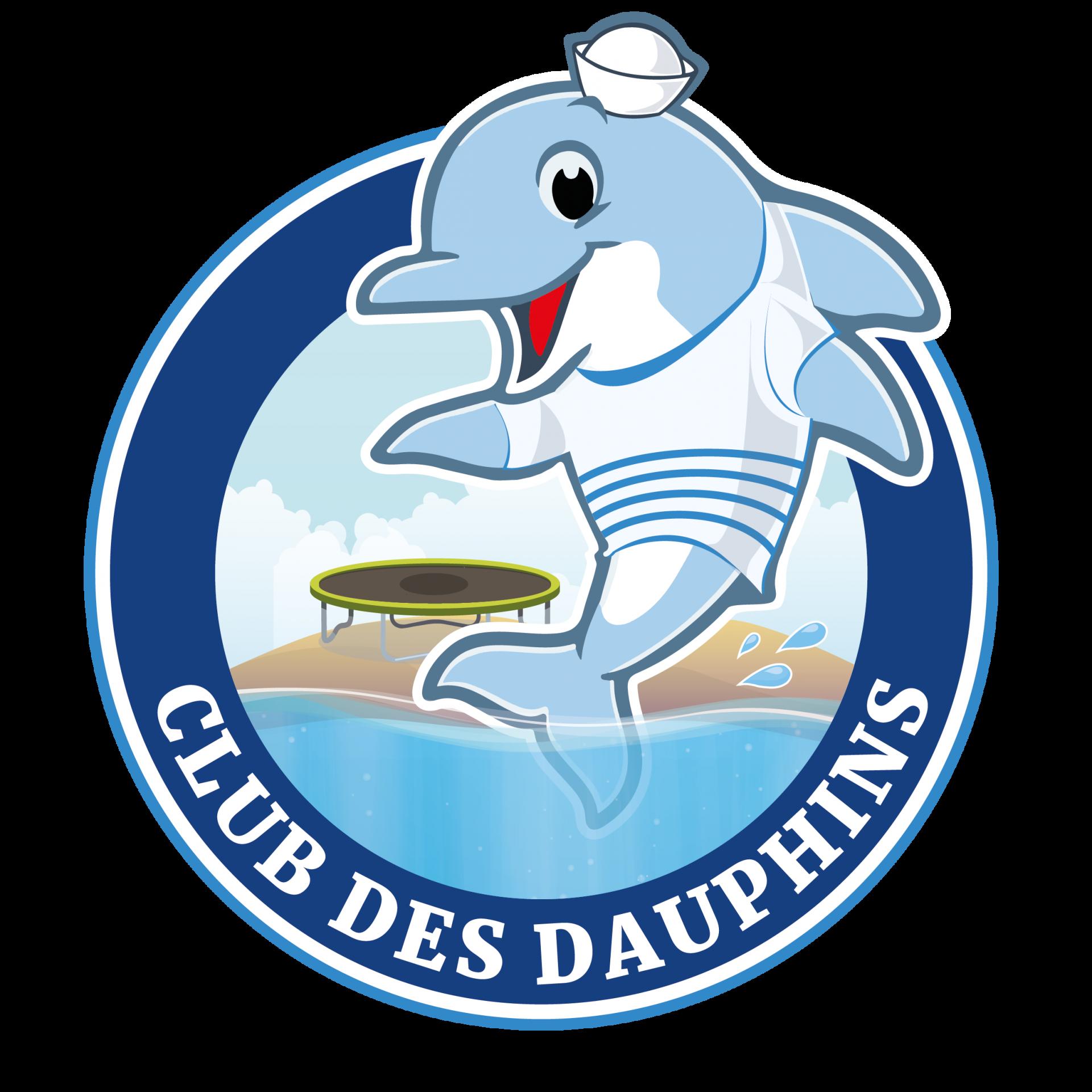 Logo club des dauphins 01